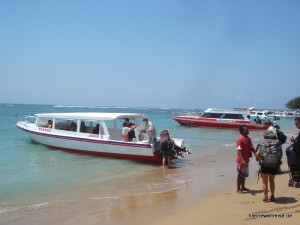 Perama Boot nach Lembongan
