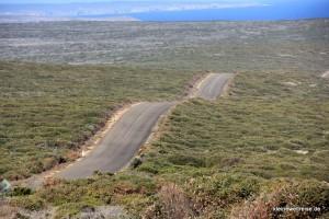 Straße im Flinders Chase Nationalpark