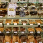 Besuch in Haigh's Schokoladenfabrik
