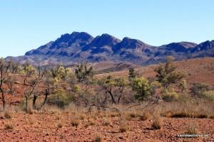 Flindes Ranges