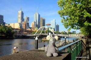 Fanta in Melbourne