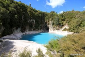 der ruhige Inferno Crater