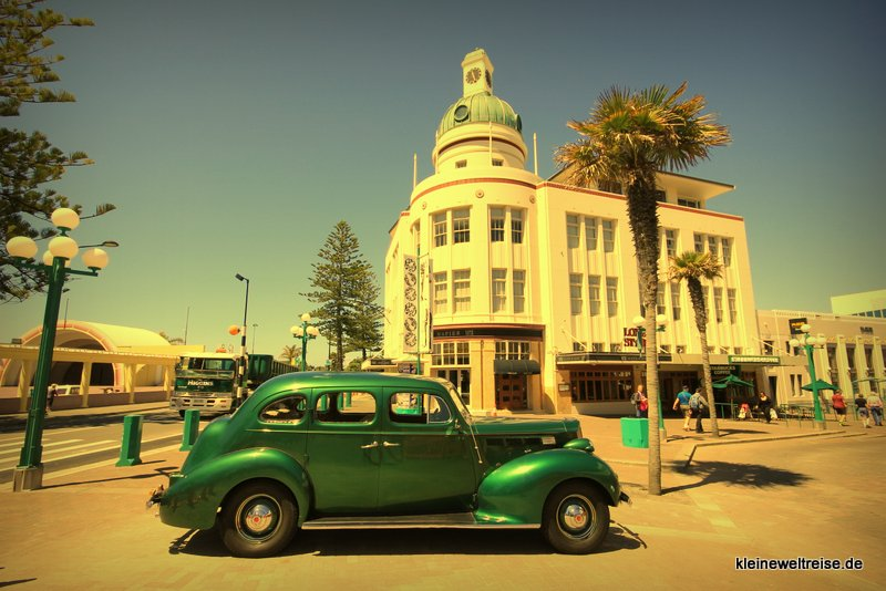die 30er in Napier