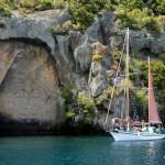 Am Lake Taupo