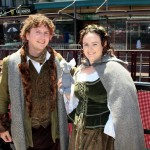 Die Hobbit Premiere in Wellington