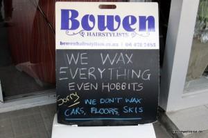 Hobbits wilkommen