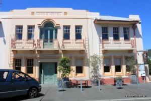 Art Deco Gebäude