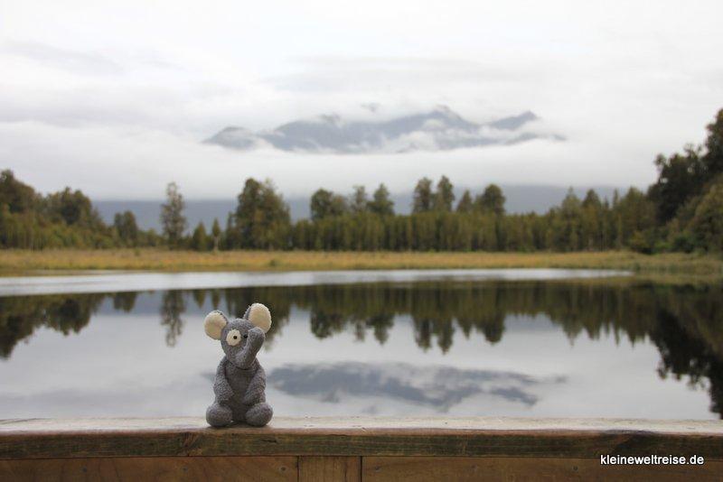 Fanta am Lake Mathesen