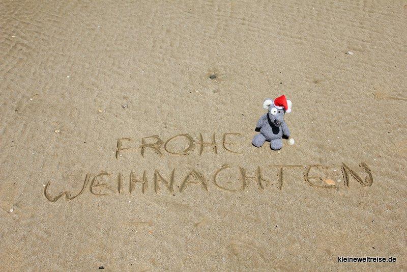 Fanta wünscht frohe Weihnachten