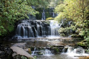 Purakauni Falls