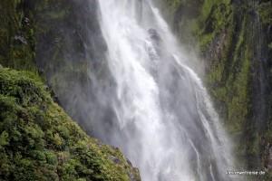 der Wasserfall am 12.12.2012 um 12:12h