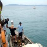 4 Transportmittel in Thailand: Flugzeug und Boot (Teil 1)