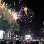 Silvester 2013 in Bangkok