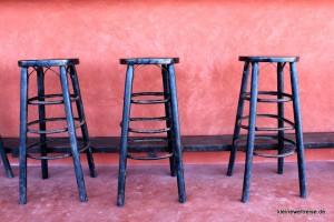 Niks Garden auf Ko Lanta: Die Bar