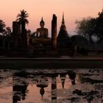 Historisches Sukhothai, Siams alte Hauptstadt