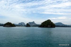 Bucht bei Krabi