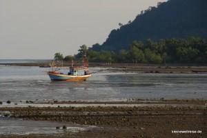 Boot vor Lanta Town
