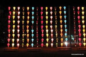 Laternen am Fest zu Ehren Königs Ramkhamhaeng