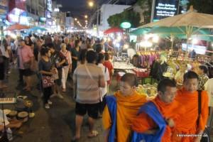 Auf dem Sunday Night Market
