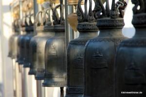 Die Glocken zum Läuten