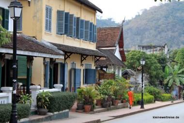 Häuser in Luang Prabang
