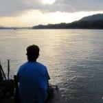 Über die Grenze und den Mekong nach Luang Prabang