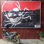 Fast täglich explodieren Blindgänger in Laos