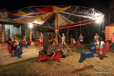 Karussel beim local Fest