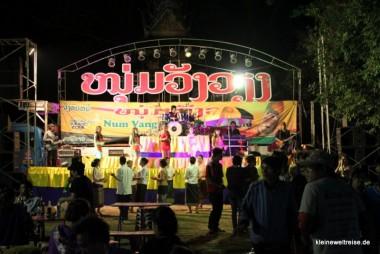 the show: Dorffest in Laos