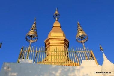 Tempel auf dem Mout Phou Si