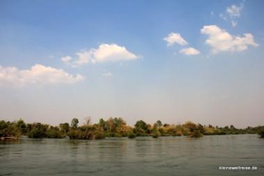 4000 Islands auf dem Mekong