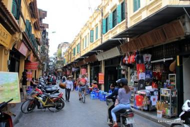 Altstadt in Hanoi