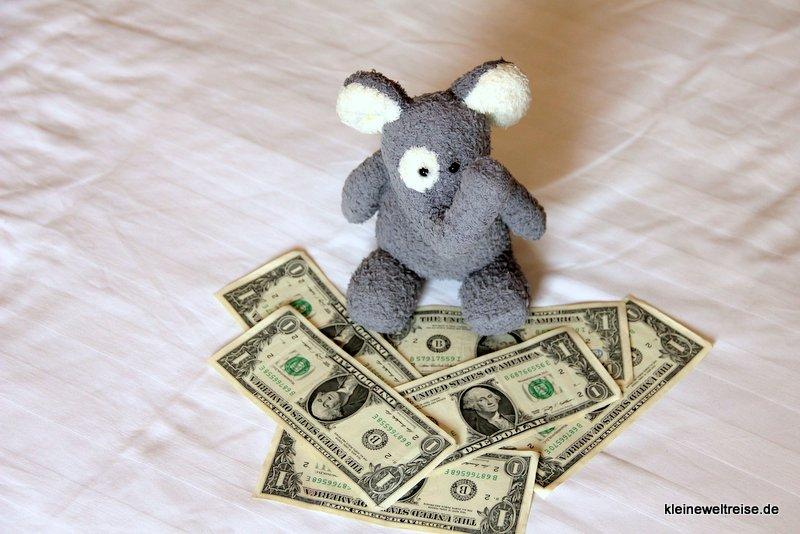 Fanta und das liebe Geld