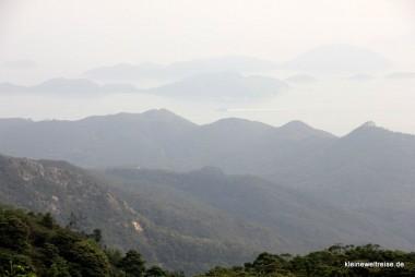 Aussicht vom Buddhaberg