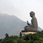 Seilbahn zum Buddha