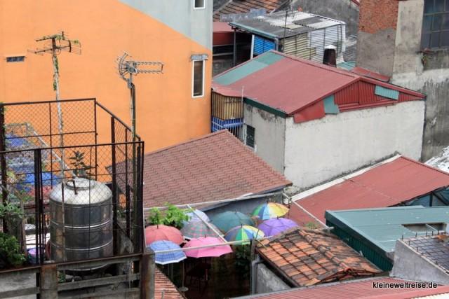 Dächer von Hanoi