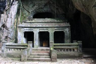 Tempel auf dem Marmorberg