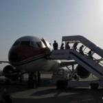 Mit China Eastern Airlines nach Shanghai