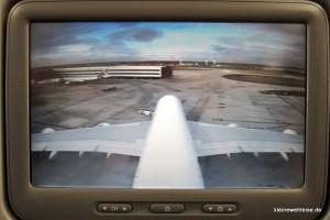 Kamera im Heck der A380