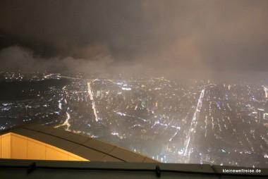 Aussicht vom 92en Stock