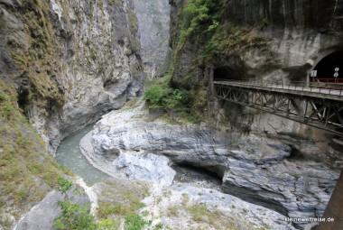 Schlucht im Taroko Nationalpark