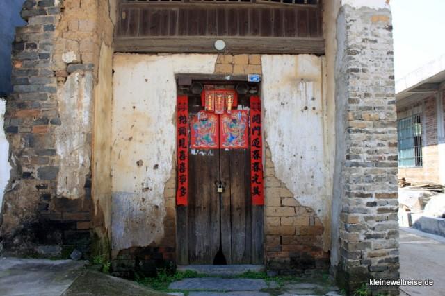 Alte Häuser und Türen