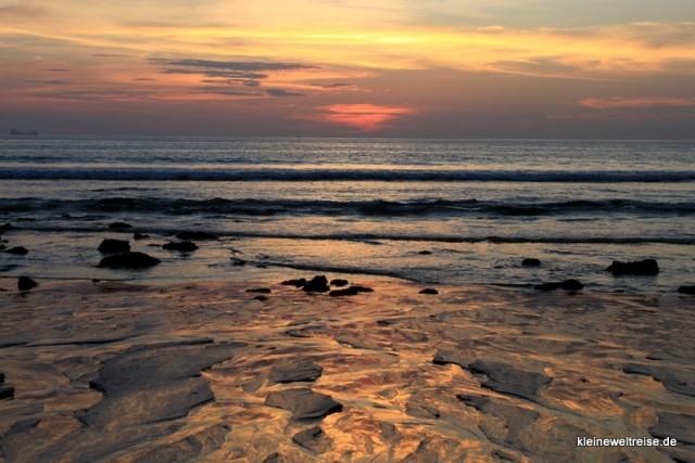 Die Sonne ist gerade weg: Ko Lanta, Thailand