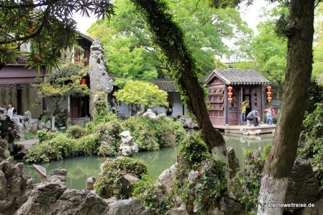 Tuisi Garten in Tongli