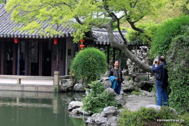 Retreat and Reflection: der See im alten Garten