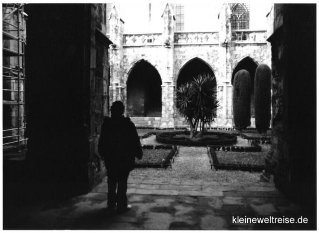 So entwickelt wie entstanden: Schatten und Garten in Narbonne