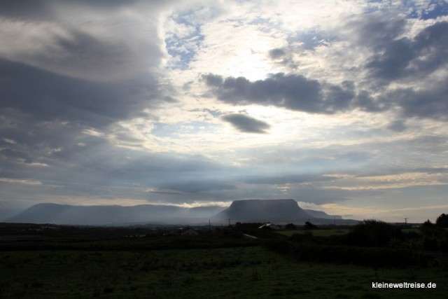 Benbulben Mountain Sligo