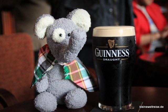 Fanta genieߟt Guinness