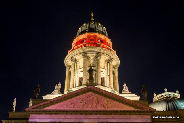 Die Kuppel des deutschen Doms