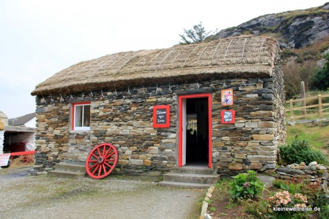 der alte Pub im Museumsdorf